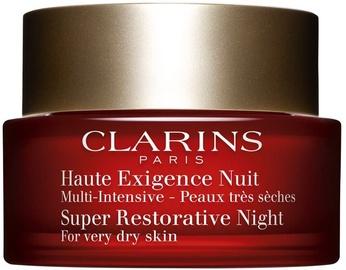 Clarins Super Restorative Night Cream For Very Dry Skin 50ml