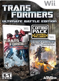 Transformers: Ultimate Battle Edition Wii