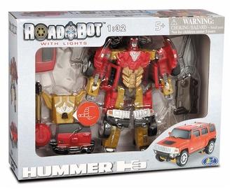 Mänguasi Hummer-robot, valgustusega