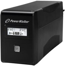 PowerWalker UPS VI 850 LCD FR