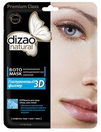 Veido kaukė Dizao Premium Class BOTO 1 Stage Mask 3D Hyaluronic Filler, 28 g