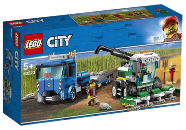 LEGO CITY GREAT VEH 60223