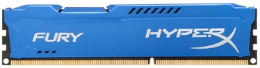 Kingston 4GB DDR3 PC12800 CL10 DIMM HyperX Fury Blue HX316C10F/4
