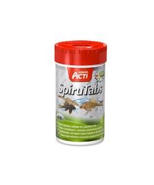 Žuvų pašaras Aquael SpiruTabs, 250 ml