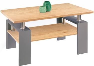 Kafijas galdiņš Halmar Diana H Graphite/Sonoma Oak, 1100x600x550 mm