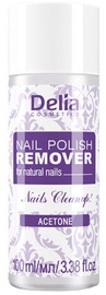 Delia Nail Polish Remover With Acetone 100ml