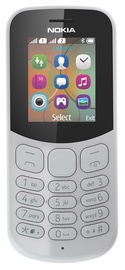 Nokia 130 2017 Dual Grey