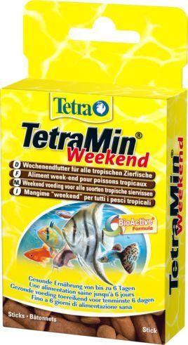 Корм для рыб Tetra Weekend Sticks