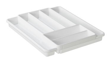 SN Domino Cutlery Tray 39.7x34.1x51cm Grey