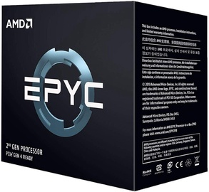AMD EPYC 7402P 2.8GHz 128MB BOX