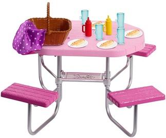 Mattel Barbie Picnic Table FXG40