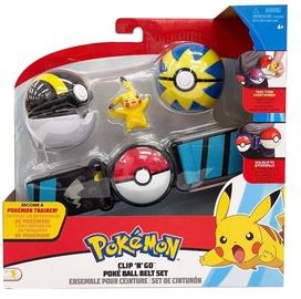 Jazwares Pokemon Clip N Go 98004P