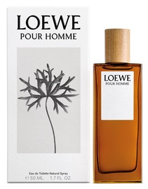 Tualetes ūdens Loewe Pour Homme EDT, 50 ml