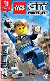 Nintendo Switch spēle LEGO City Undercover SWITCH