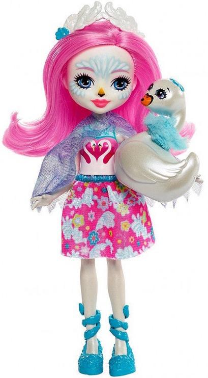 Кукла Mattel Enchantimals Swan FRH38