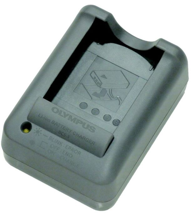 Olympus Battery Charger PS-BCS5