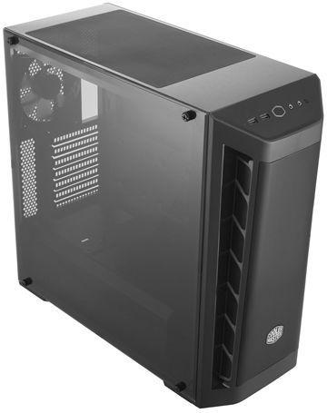 Cooler Master MasterBox MB511 Mid Tower ATX Black
