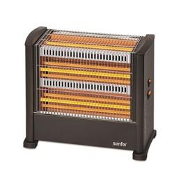 Infraraudonųjų spindulių šildytuvas Simfer S2750 WT, 2750 W