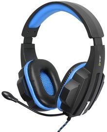 Ausinės Tracer Expert Headset Blue