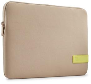 Рюкзак Case Logic Reflect MacBook Sleeve 13 REFMB-113, песочный, 13″
