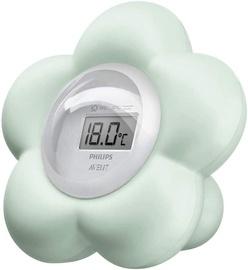 Термометр Philips Avent Digital Thermometer SCH480/00, зеленый