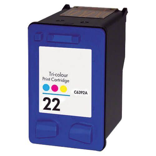 Кассета для принтера HP 22 Tri-Colour