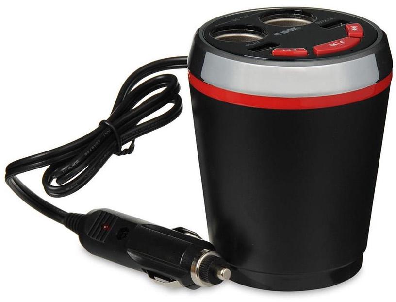 iBox FMT2 FM Transmiter Black
