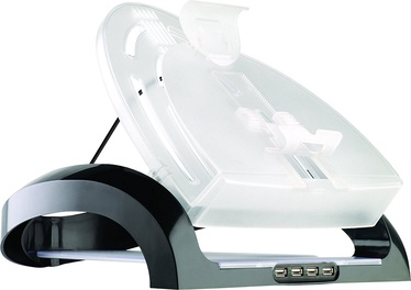 Fellowes Smart Suites™ Multimedia Workstation with 4 USB Ports