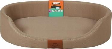 Кровать для животных Zolux Memory Moka, коричневый, 460x600 мм