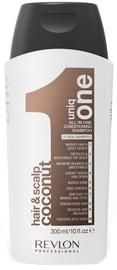 Šampūns Revlon Uniq One Coconut Conditioning, 300 ml