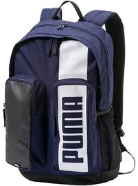 Puma Deck Backpack II 075759 04 Navy Blue