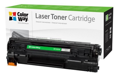 ColorWay Econom Toner HP Canon Cartridge Black