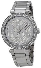 Michael Kors Silver Crystal Wrist Watch MK5925