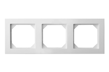 Trivietis rėmelis Liregus Epsilon, baltos spalvos