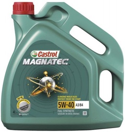Castrol Magnatec 5W40 A3/B4 Engine Oil 4l
