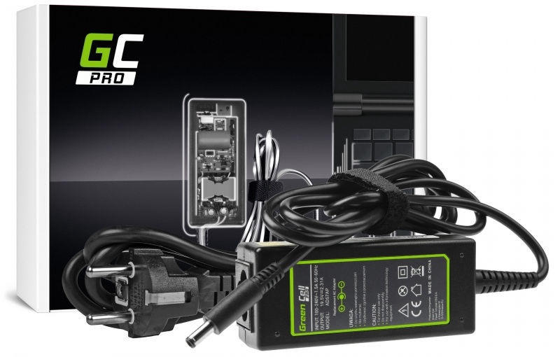 Green Cell Pro Charger For Dell 19.5V 2.31A 45W