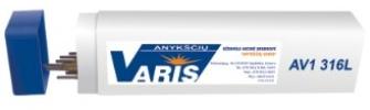 Suvirinimo elektrodas Anykščių Varis AV1-316L, Ø2,5 mm, 1 kg