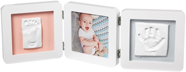 Baby Art Double Essentials Print Frame White