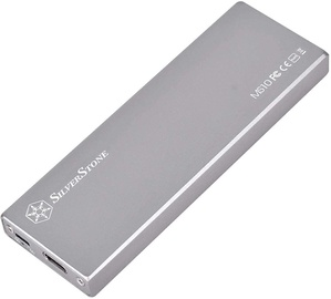 SilverStone MS10 M.2 SATA External SSD Enclosure USB 3.1
