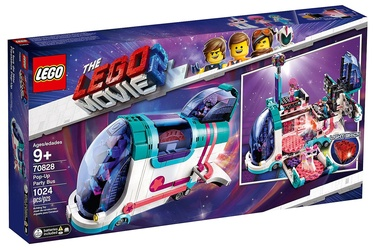 KONSTRUKTOR LEGO MOVIE 70828