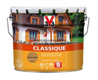 Medienos impregnantas V33 Classique, šviesaus ąžuolo spalvos, 10 l