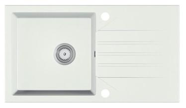 Halmar Sink Evinion White