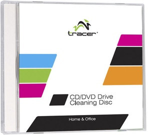 Tracer CD/DVD Drive Cleaning disc