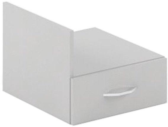 Skyland Simple SC-1V Office Cabinet Grey
