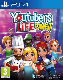 Youtubers Life OMG! Edition PS4