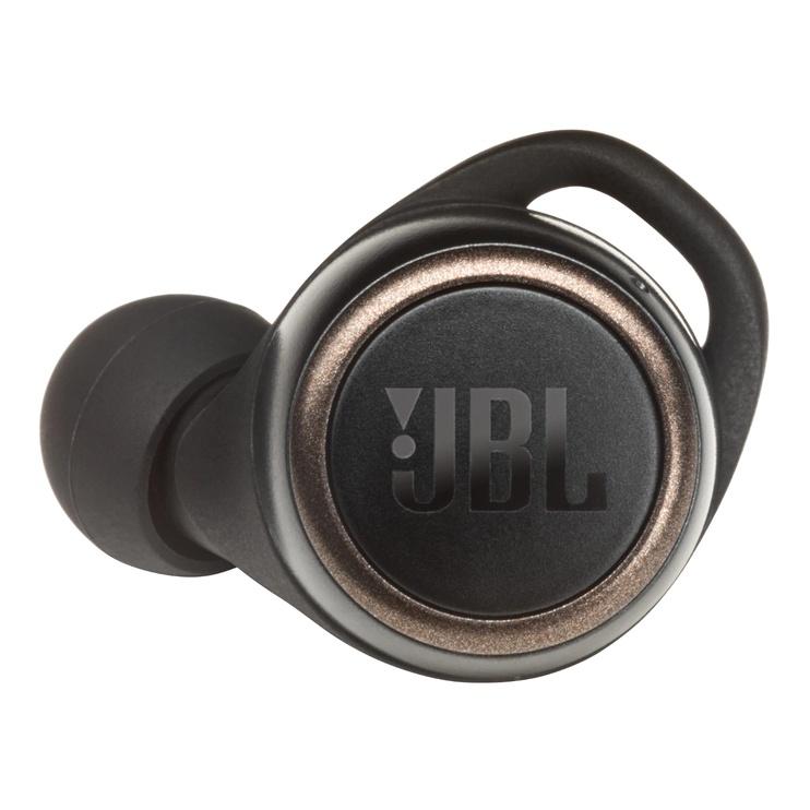 Belaidės ausinės JBL JBL LIVE 300TWS In-Ear Black