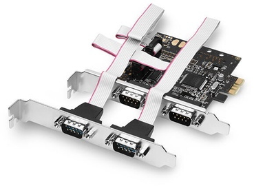 Axagon PCEA-S4 PCIE Controller 4X Serial