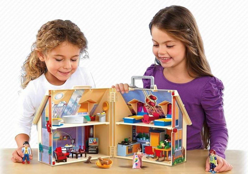 Konstruktor Playmobil Dollhouse 5167 5167, 129 tk