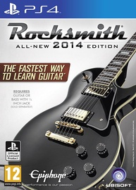 Rocksmith Incl. Real Tone Cable PS4