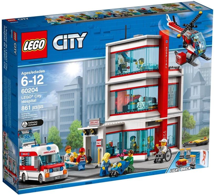 LEGO City Hospital 60204